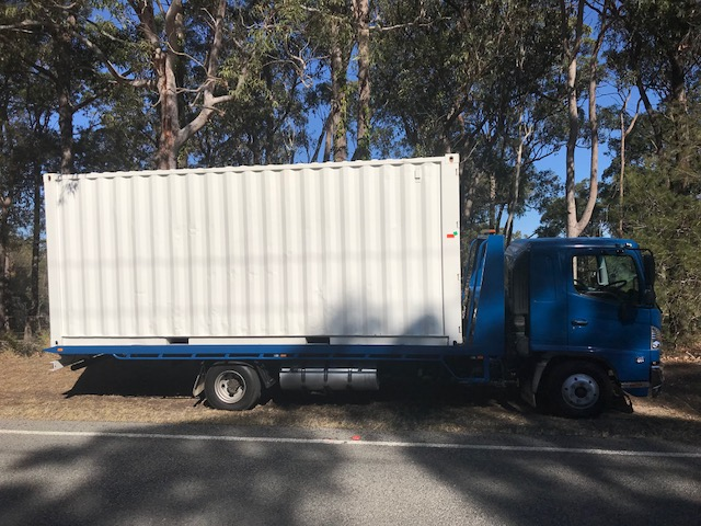 container transport newcastle tow truck, General Towing Services