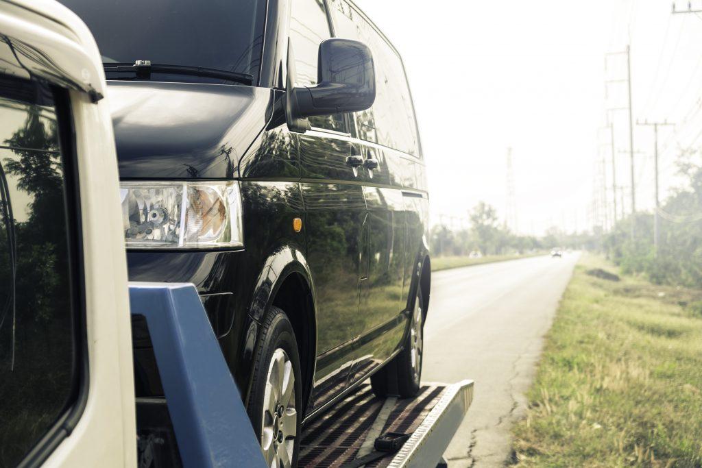 roadside tow truck