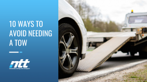 10 Ways to Avoid Needing a Tow