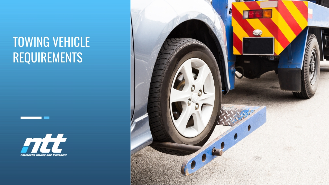 Towing Vehicle Requirements